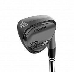 Cleveland RTX ZipCore Black Satin - Wedge (custom)
