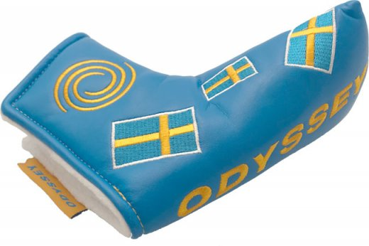 Odyssey Sweden Headcover Blade Putter