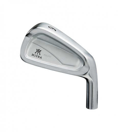 CB-301 Chrome - 6 irons - Steel (custom)