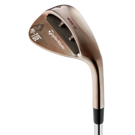 TaylorMade Milled Grind HI-TOE RAW Big Foot - Wedge (custom)