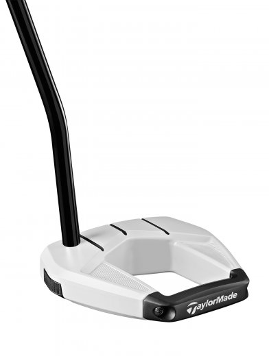 TaylorMade Spider S Chalk Single bend neck